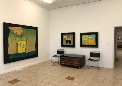Inside AIH Studios, Main gallery