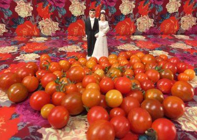 Gabrielle de Montmollin, Mariage a la tomate, 2017