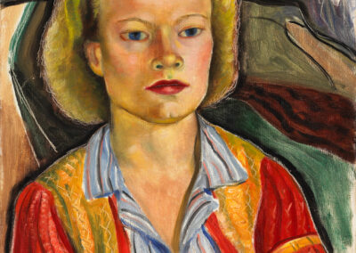 Farmer's Daughter, 1945