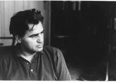 Irving Layton, Montreal, 1960