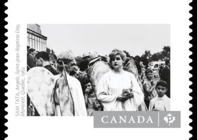 Angels, Saint-Jean-Baptiste Day, 1962.