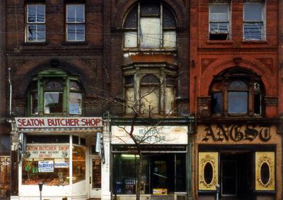 236 Queen Street East, Toronto, 1992