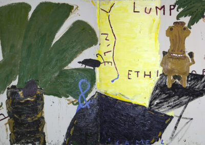 Palm Tree and Camel, 2012