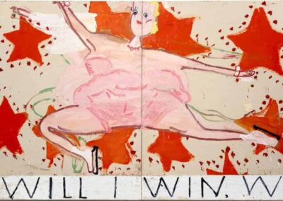 Pink Skater (Will I Win, Will I Win), 2015