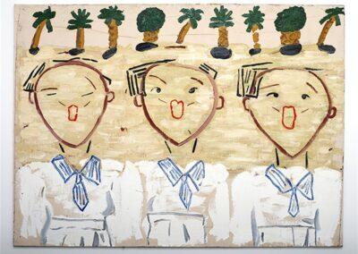 Korean Children Singing, 2013
