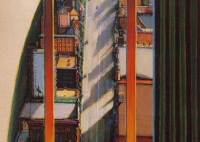 Apartment View, 1993