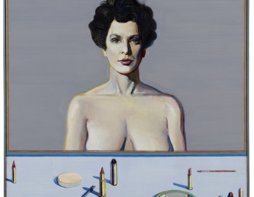 Woman and Cosmetics, 1963 - 66