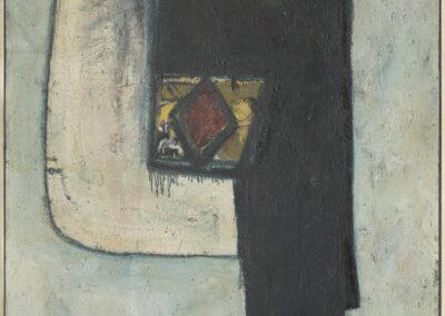 Image of the Fish God, 1956