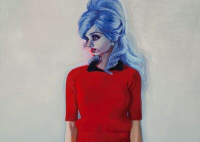 Red Sweater, 2012