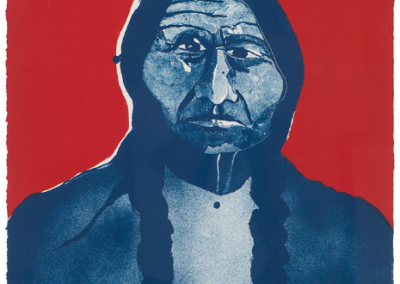 Portrait of an American #2 (First State), 1973