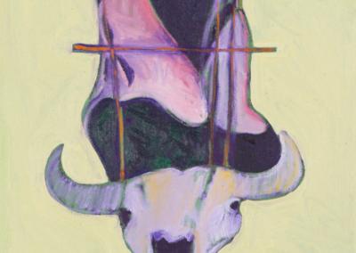 Study White Buffalo, 1976