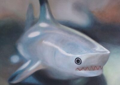 Shark, from Florida Noir, 2017