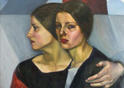 The Emigrants, c. 1928