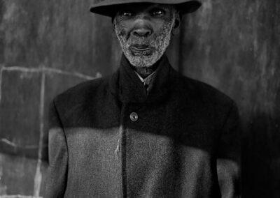 Old Man, Ottoshoop, 1983